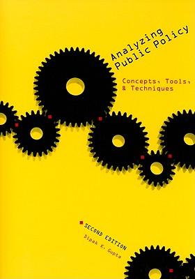 Analyzing Public Policy By Gupta, Dipak K.